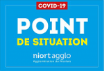 POINT DE SITUATION Niort agglo au 16 avril 2020